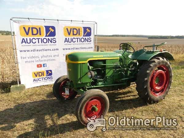 Deutz F2L612  VDI-Auktionen Februar Classic Traktor 2019 Auktion in Frankreich  ! foto 1