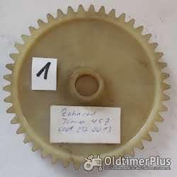 Isaria Sämaschine, Ersatzteile, Ersatztelliste, Saattabelle, Foto 6