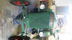 Stock Dieselschlepper  E 22  Deutz F 2 M 414 Foto 11