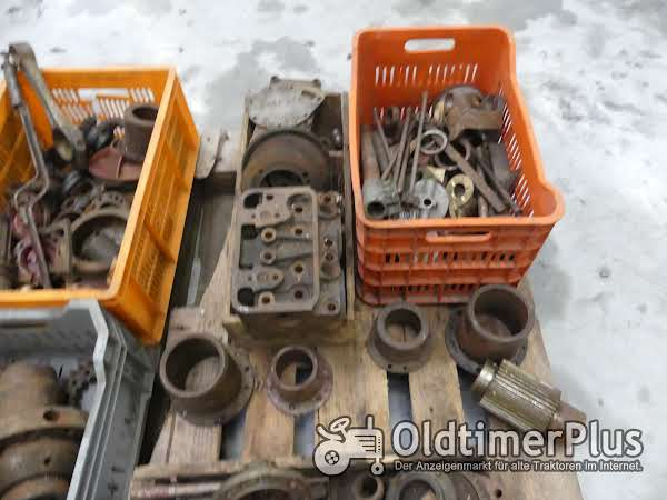MAN schlepper Teile New Old Stock !! Foto 1