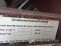 Porsche diesel Junior Foto 4