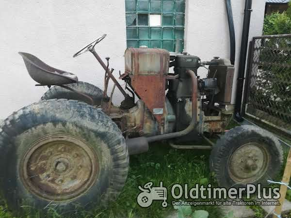 Güldner A20 hp   1940    Motor no: 53491 Foto 1