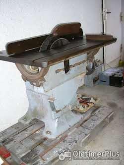 Schreiner-Tischkreissäge Foto 3