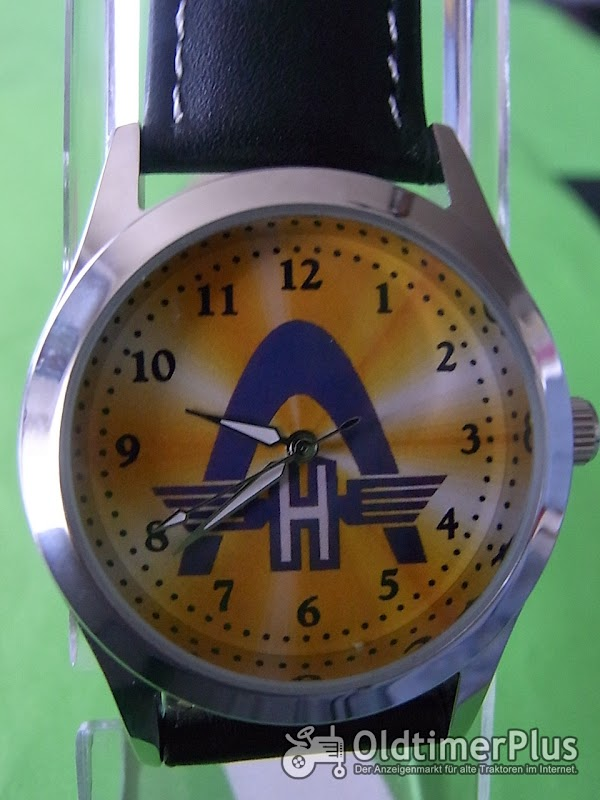 Hanomag Thyssen  Armbanduhr Foto 1