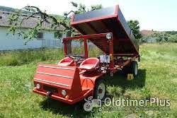 Sonstige Schweizer Bergtraktor, Schlepper des Herstellers Bucher, Typ TRL 2600 Foto 3