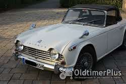Triumph TR4 IRS Overdrive