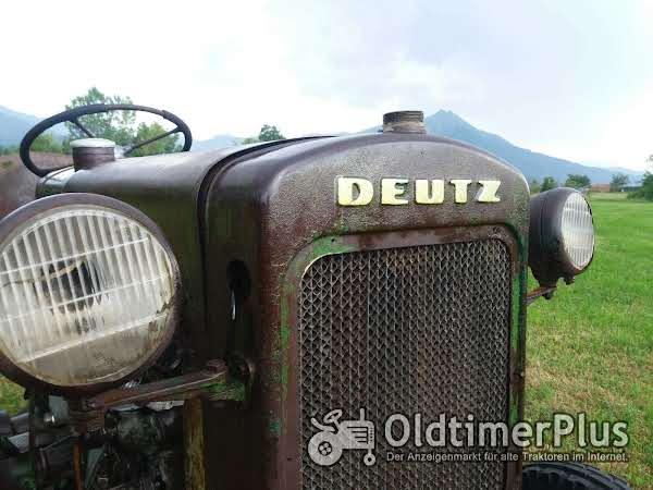 Deutz F1M414 photo 1