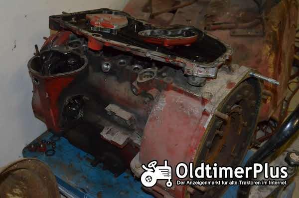 Porsche P218 Motor Gehause Foto 1