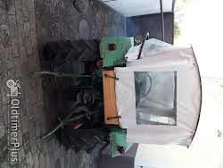 Deutz Traktor mit Einachshänger foto 4
