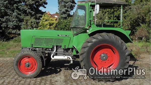 Fendt Farmer45 Typ FW258S photo 1