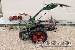 agria 2 wheel tractor Foto 5