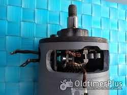 Bosch 6 volt Gleichstrom Lichtmaschine 90 mm   generalüberholt Foto 5