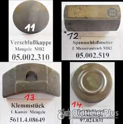 Mengele Maishäcksler, Ersatzteile, MB2, MB3, MB280, MB350, usw. Foto 7