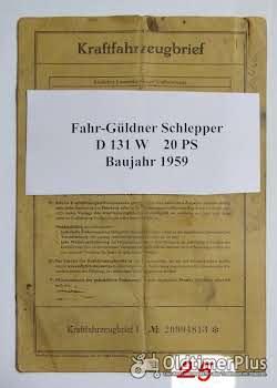 ABE, Allgemeine Betriebserlaubnis, KFZ-Brief Foto 13