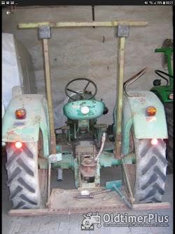 Deutz Deutz Traktor D 30 Foto 2