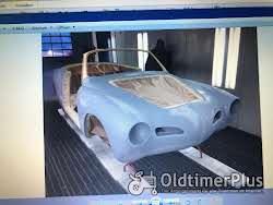 VW Karmann Ghia Cabrio 1,2 l Foto 7
