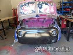 Karosserie- Blechschlosser gesucht. Mein FIAT 500 F will überarbeitet werden Foto 3