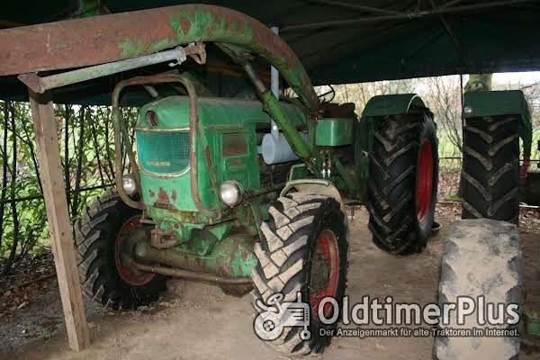 Deutz D 8005 A Foto 1