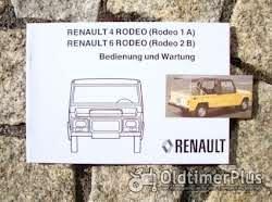 Betriebsanleitung Renault R5 TR GTR GTX Turbo Baccara 1985 Foto 3