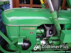 Deutz D 4005 mit Frontlader sehr guter Zustand Foto 4