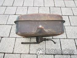 Hanomag Tank Foto 2