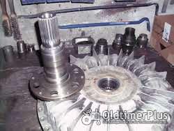 Reparatur Aufarbeitung/Instandsetzung von Turbokupplungen, Eingangswellen, Zahnwellen, Hohlwellen Foto 3