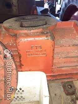 Vakuumpumpen in Einzelteilen Foto 3
