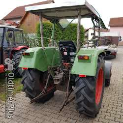Fendt Farmer 2 S Turbomatik Allrad photo 10