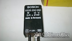 Bosch 0335200050 NEU Blinkrelais, Blinkgeber für Mercedes-Benz W123 Coupe [C123] Foto 2