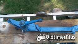 Hanomag Handbremshebel komplett R435, R324 und andere Foto 4