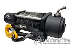 12 volt Seilwinde 5,9 to 2 Gänge | 7 PS Series Wound Motor Foto 5