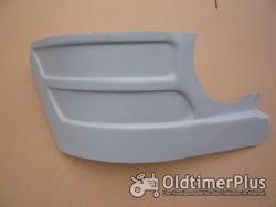 Unimog und MB-Trac Blech und Bremsenteile Foto 2