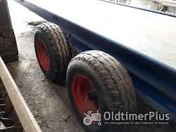 Eigenbau Traktor Tieflader Foto 6