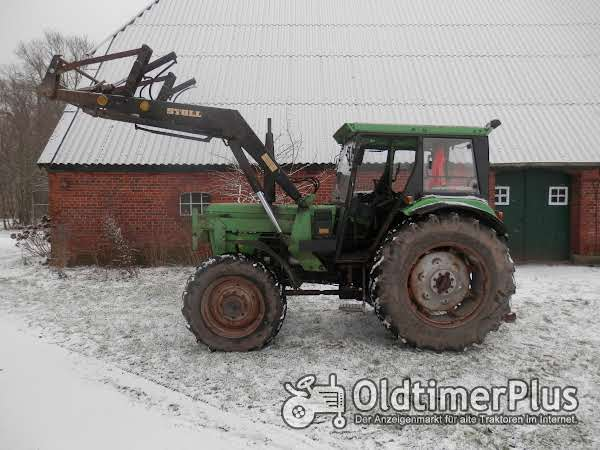 Deutz 6807 AS mit Frontlader Foto 1