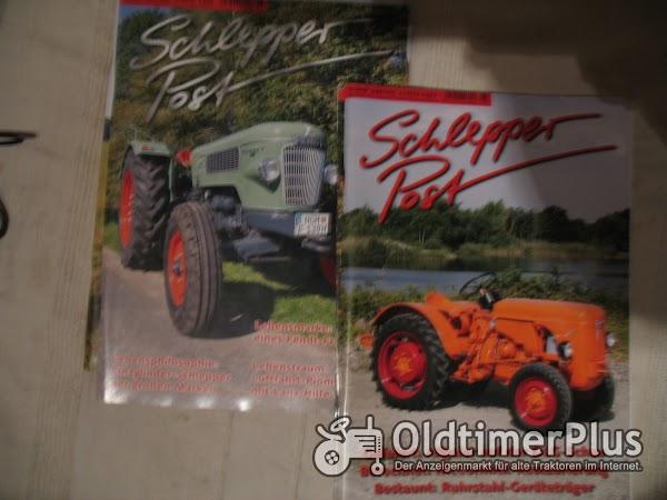 Schlepperpost 2005-2010 Foto 1