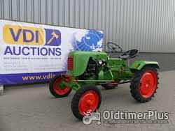 Wahl Traktor