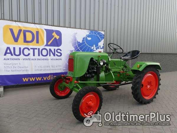 Wahl Traktor Foto 1