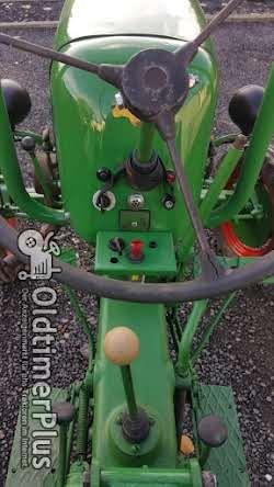 Holder B12D viele Neuteile mit Handhydraulik und 3 Punkt Aufnahme Foto 3