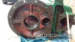 Deutz F2L612; D25.1 Getriebegehäuse; Halbschalen Foto 4