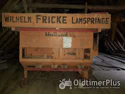 Fricke Dreschmaschine Foto 3