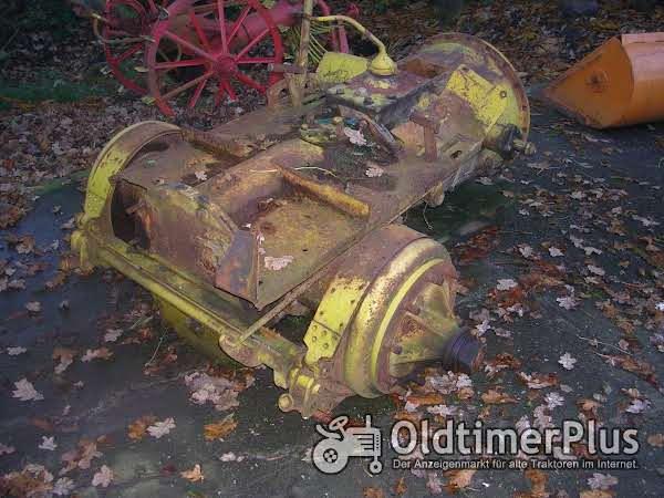 Deutz F2M315 Schaltgetriebe / Hinterachse Foto 1
