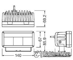Osram OSRAM LEDriving® Compact 2-in-1 Wide & Accent mit Tagfahrlicht NEU Foto 2