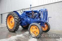 Fordson E27N petrol Foto 3