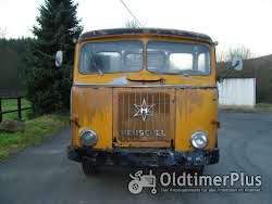 Henschel LKW HS 20 TL Foto 5