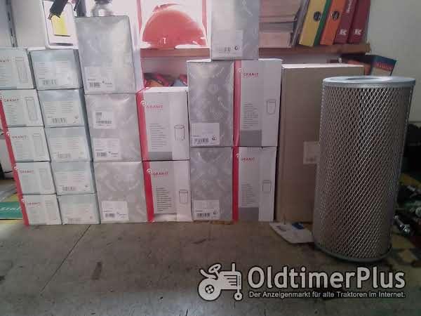 MANN MAHLE KNECHT GRANIT >Öl Kraftstoff Luft Hydraulik Getriebe Filter Filter Foto 1