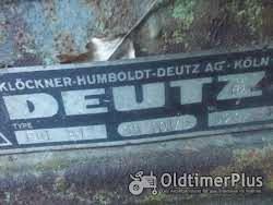Deutz -Fahr D 100.06 Hinterrad / PROJEKT Foto 7