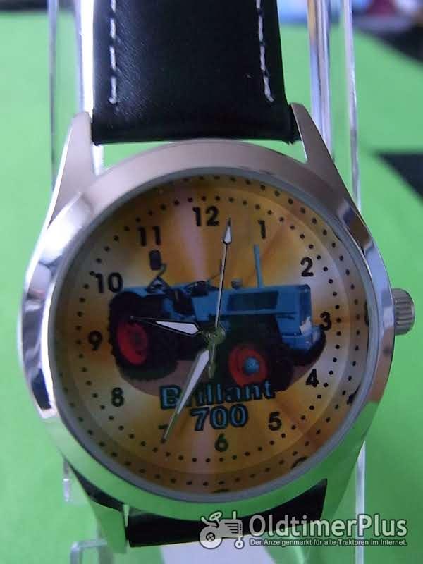 Hanomag Brillant 700 Armbanduhr Foto 1