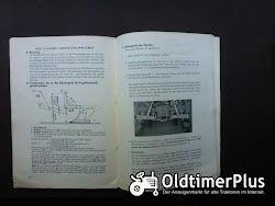 Bedienungsanleitung Regelhydraulik Deutz 25.2, D30 Foto 3