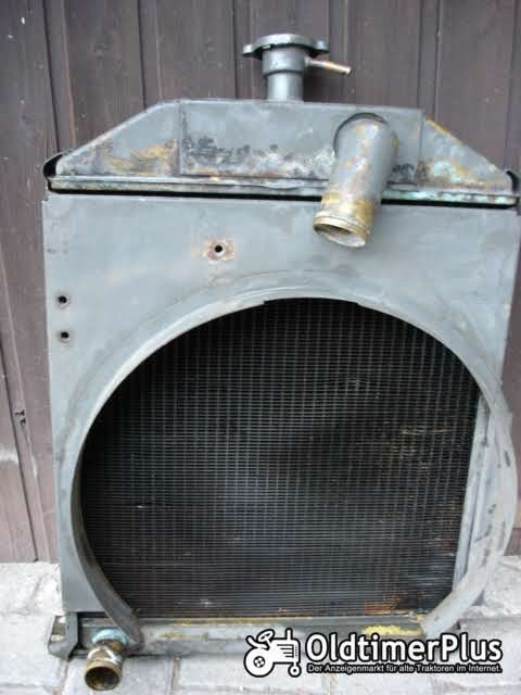 CHAUSSON Wasser Kühler Causson Foto 1