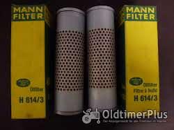 MANN H614/3 2 Stück MANN-Filter H614/3 Hydraulik Getriebeölfilter Fendt Farmer 106 108 200 201 280. Zustand: Neu. Versand mit Sonstige.